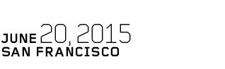 June 18-20 San Francico